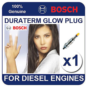 GLP070 BOSCH GLOW PLUG BMW 330 d Coupe 06-08 [E92] 227bhp