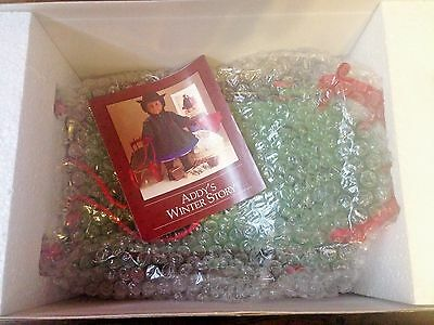 """American-Girl-ADDY Pleasant Company Cutter Sled for 18"""" Doll NEW IN BOX!!!"""