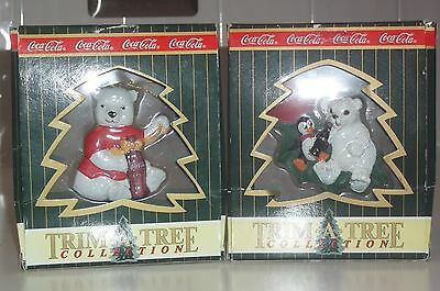 Coca-Cola Bottling Works Collection, Christmas Ornaments