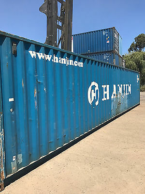 40' Shipping Containers - VIC