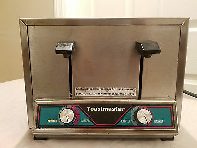 TOASTMASTER COMMERCIAL TOASTER- 4 slice