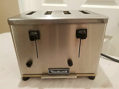 Toastwell 4 Slice Commercial Toaster