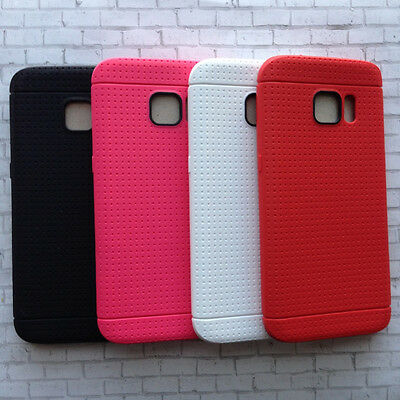Honeycomb Design Soft TPU Cases For Samsung Galaxy S7