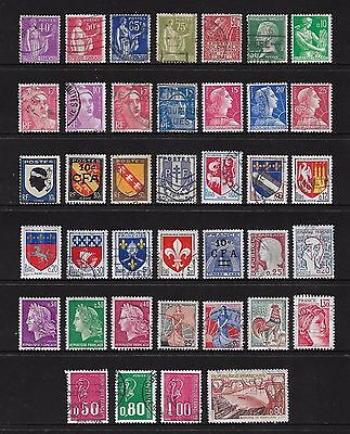 FRANCE - mixed collection No.13
