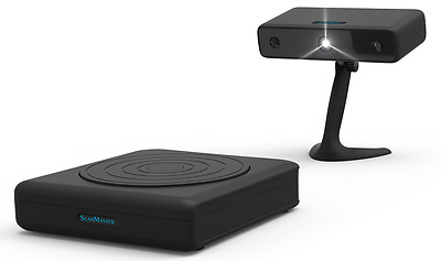 ScanMaster Plus 3D scanner - quality solution to 3D scanning