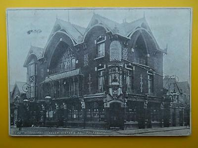 Woodberry Hotel Seven Sisters Road TOTTENHAM Middlesex *Vintage* 1905 Pub Tavern