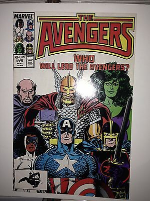 The Avengers #279 (May 1987, Marvel) VF
