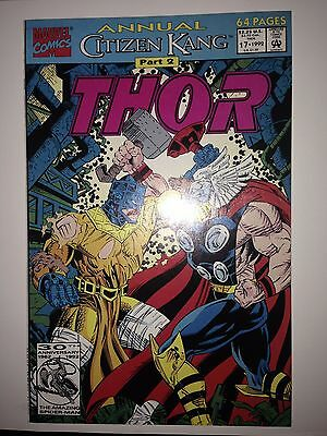 Thor Annual #17 (1992, Marvel) VF