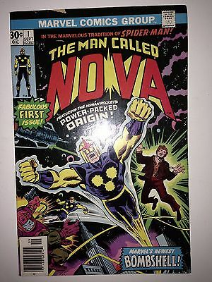 Nova #1 (1976) FN+ (1st appearance and origin of Nova)