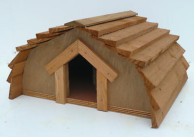 Hedgehog House ***Exclusive to Country Rustics*** Ideal gift, over 1000 sold