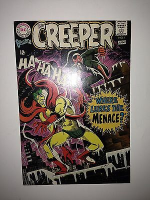 Beware The Creeper #1 (1968) VF 2nd appearance of the Creeper