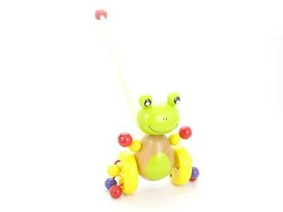 Kaper Kidz Push-A-Long (Frog)