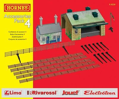 Hornby TrakMat Accessories Pack 4 R8230