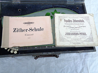 Alte Zither Elgeria