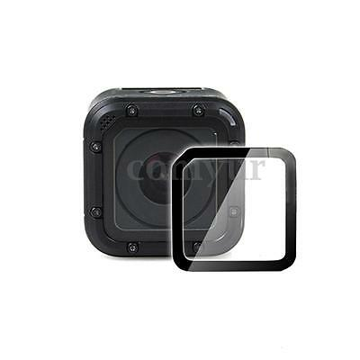 Clear Tempered Glass Lens + Screen Protector Film For GoPro HD Hero 4 Session