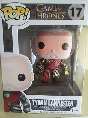Funko Pop Game Of Thrones Tywin Lannister Gold Armor