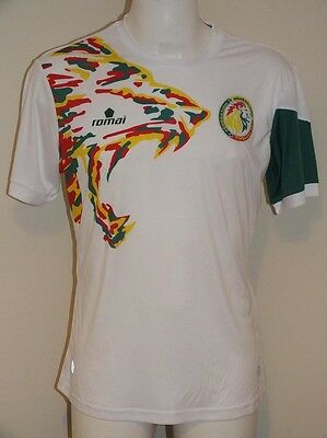 Official 2017 Senegal football shirt soccer jersey (African Cup of Nations)