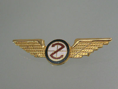 Collectors Item Unidentified Airlines Crew Wing