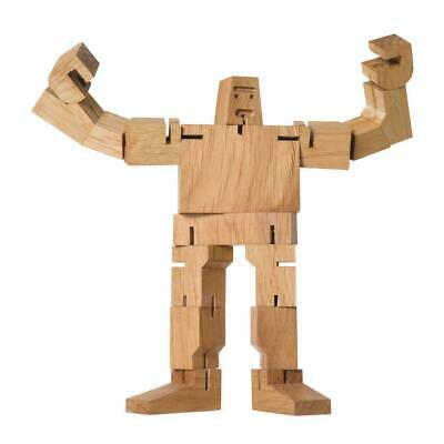 Guthrie Cubebot Robot Toy - Areaware