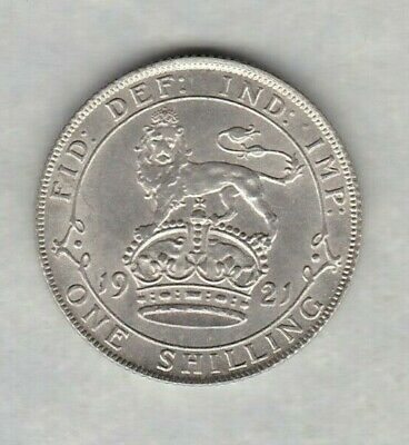 1822 George Iiii Crown In A Well Used Fine Condition
