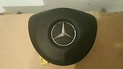 mercedes c class w205 drivers airbag