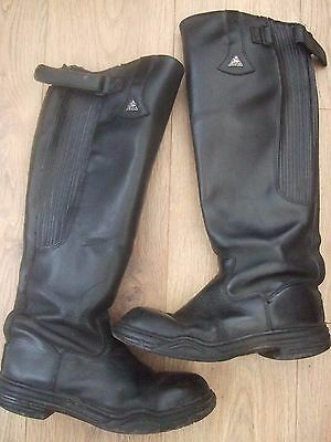 Mountain Horse~High Rider Boots~Size 8 Large fit!!