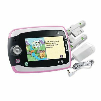 LeapFrog LeapPad2 Power in Pink