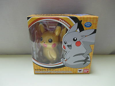Bandai S.H. Figuarts Pokemon Pikachu Action Figure