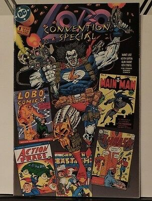 Lobo Convention Special #1 (1993, DC)