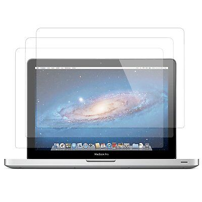 "3 film protection écran haute transparence pour MacBook Air  11""  12""  13"""