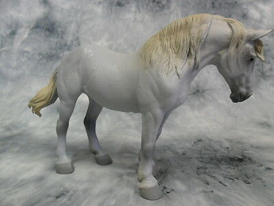CollectA NIP * Percheron Mare * 88702 Draft Replica Model Horse Toy Figurine