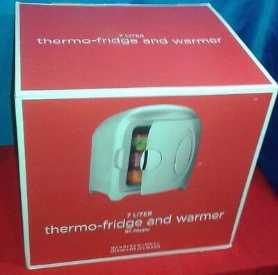 Thermo-Fridge and Warmer 7 Litre New in box