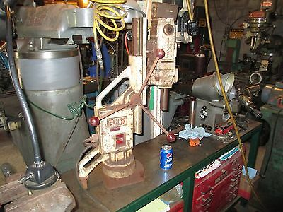 Very Large Bux Magnetic Drill Press Millwaukee Style