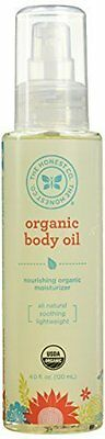 The Honest Company Organic Body Oil - 4 oz