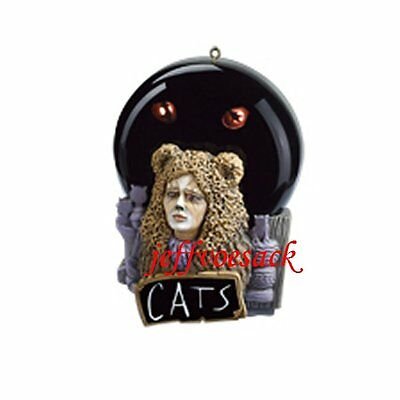 """Cats the Musical """"Memory"""" Carlton Cards Musical Ornament *SALE*"""