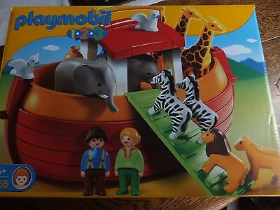 Playmobil - My Take Along 1.2.3 Noah´s Ark - 6765 - Childs Playset - Ages 1 12+