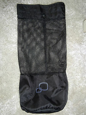 Genuine QUINNY BUZZ / Zapp Storage Bag for footmuff cosytoes or raincover VGC