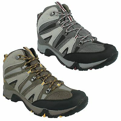 Hi Tec Mens Condor Wp Waterproof Lace Up Casual Walking Hiking Ankle Boots