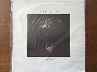 """The Call - Into the woods"" LP Come Nuovo 1987"
