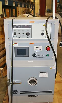 (1) Used Yield Engineering YES-G1000 Plasma Cleaning System 15738