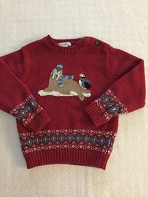 Child Sweater Size 3T. Janie and Jack Label