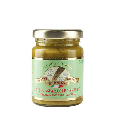 Asparagus and truffle cream from Molise 80gr