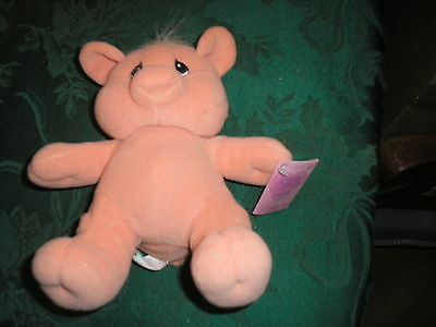 Precious Moments Tender Tails Pig w/ Tag