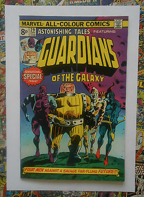 Astonishing Tales #29 - Apr 1975 - Guardians Of The Galaxy - Fn (6.0) Hot!!!