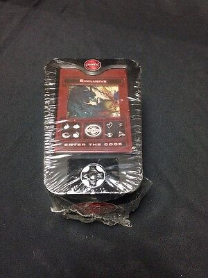 TC Digital - Chaotic Scanner Tin and cards - EXCLUSIVE - Sealed Rare tin (G27)
