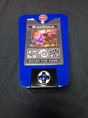 TC Digital - Chaotic Scanner Tin and cards - OVERWORLD - Blue Rare tin (G28)