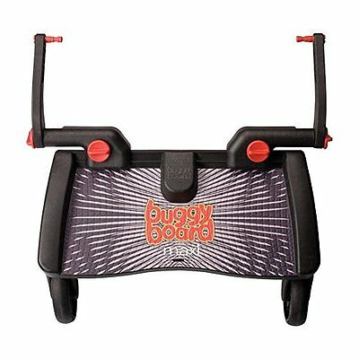 Lascal Buggyboard Maxi Ride-On Stroller Board Multi-Color Very Good