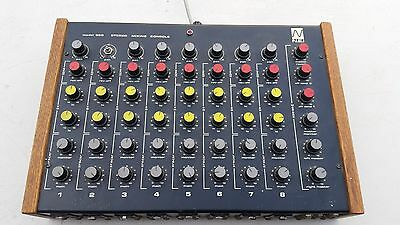 Vintage Nei Neptune 820 Stereo Mixing Console