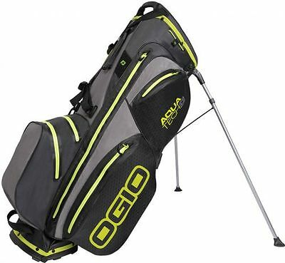 OGIO Aquatech Standbag, grey/yellow