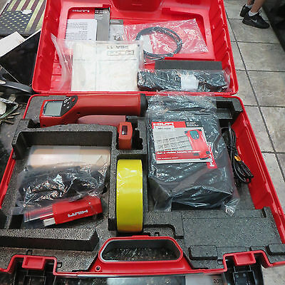Hilti Ferroscan Ps 200 S Rebar Locator Concrete Radar Scanner Detection !!